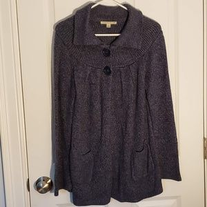 Women size S Cover up winter sweater stylish